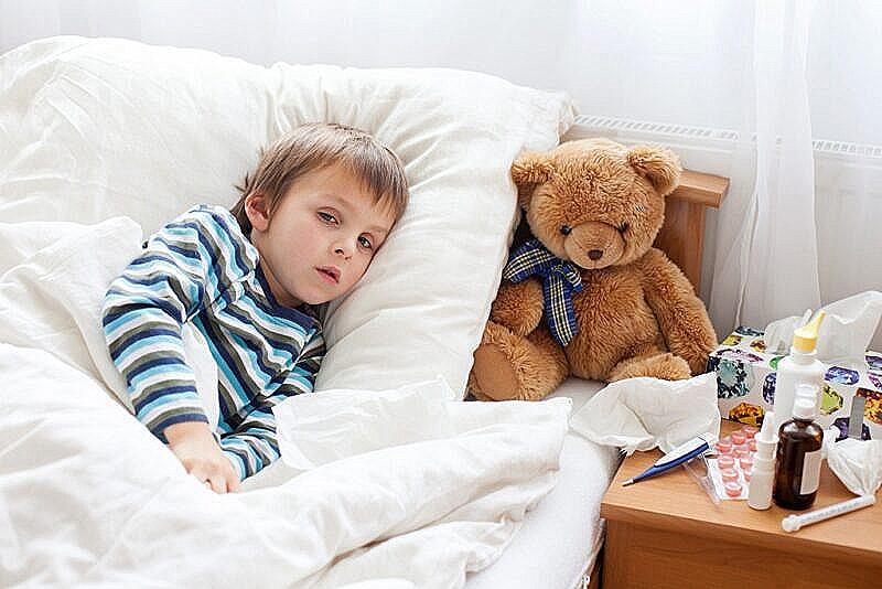 Противовирусные препараты при менингите у детей
