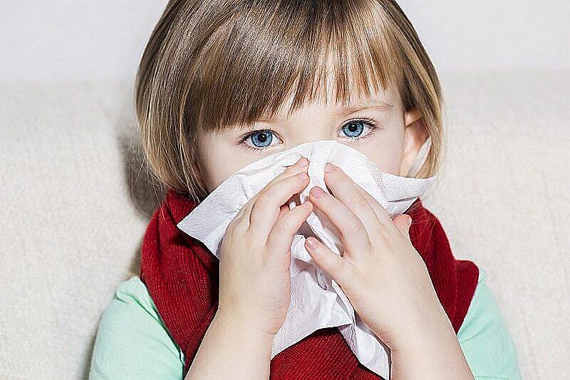 Противовирусные от насморка для детей