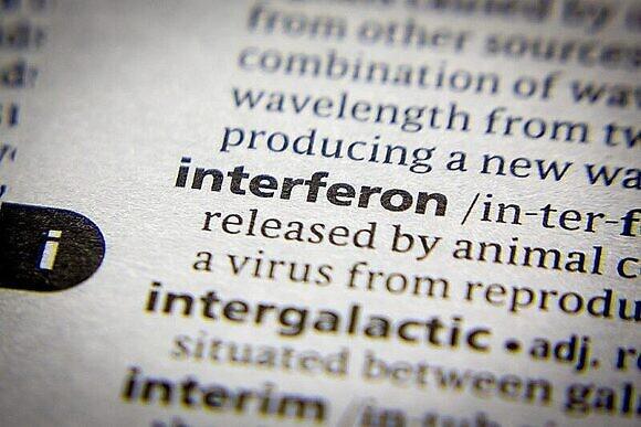 интерферон определение статьи по интерферону